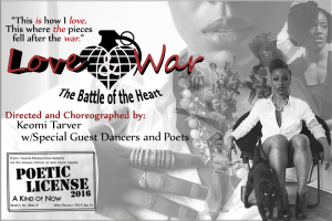 Love and war final flyer